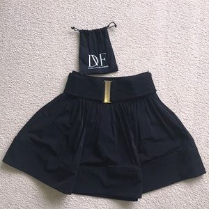 Diane Von Furstenberg Skirt with Belt